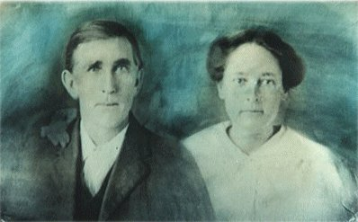 Thomas Wesley Bramlett and Mary Elizabeth Newman